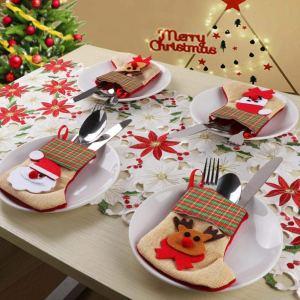 3-D Christmas stocking set #holidays