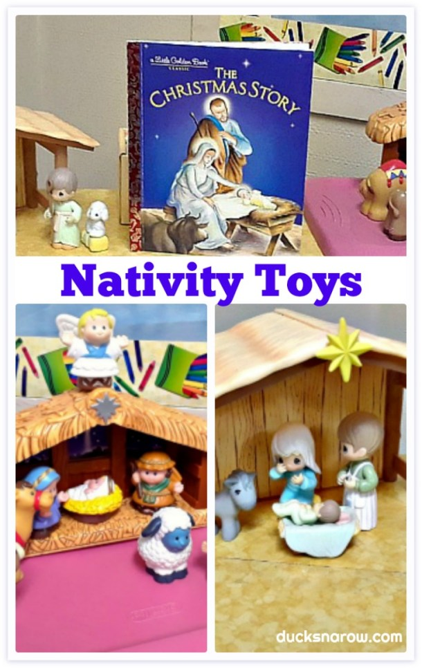 Nativity Sets for kids #toys