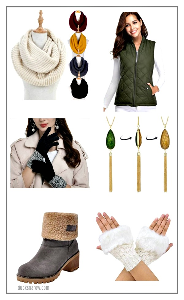 Women's winter trends #fashion #accessories