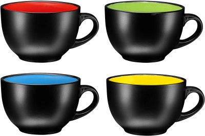 Jumbo coffee / soup mugs #ad