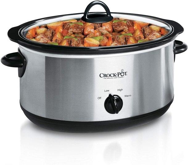 Crockpot 7 quart slow cooker #Ad