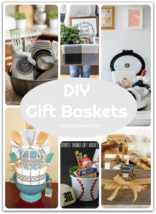 17 DIY gift basket ideas #crafts #giftideas #DIY #tips