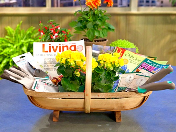 Garden Lovers' Gift Box #gardening