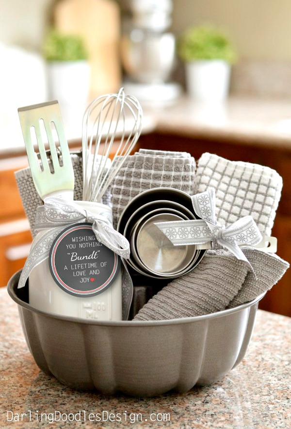 Baking enthusiasts gift collection #gifts