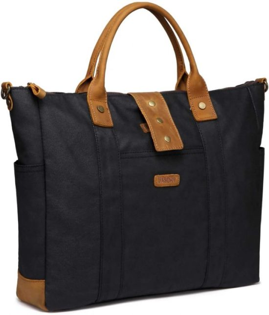 Water resistant laptop tote bag for women #ad