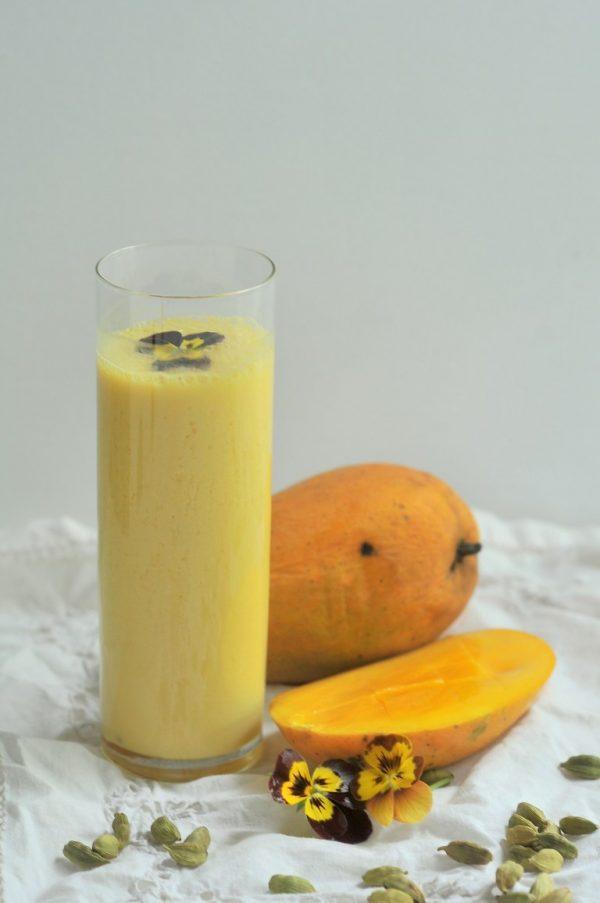 Kefir Mango Lassi recipe