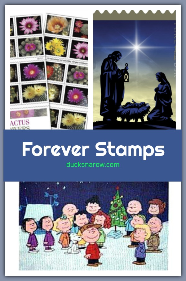 Forever postage stamps #ad