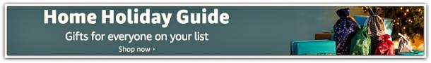 Holiday gift guide via Amazon #ad