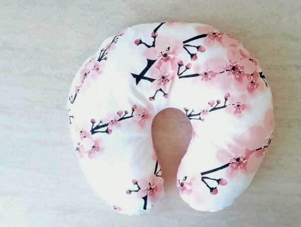 DIY travel pillow #sewing