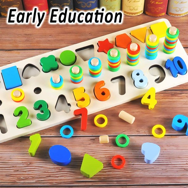 Early childhood education toy #ad