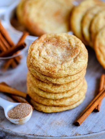 Snickerdoodle recipes