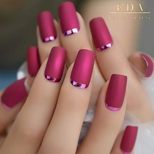 Luxury Beauty Fake Nails by EDA #ad