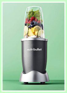 Nutribullet extractor for quick smoothies and more #ad