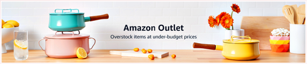 Shop the Amazon Outlet #ad
