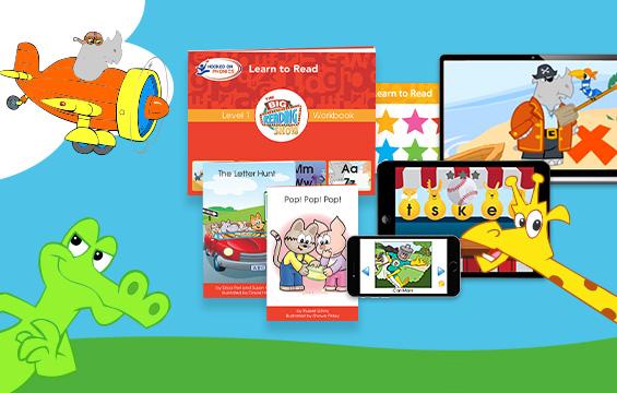 Hooked on Phonics reading program for kids #ad