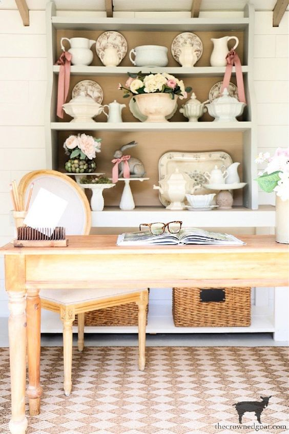country table makeover