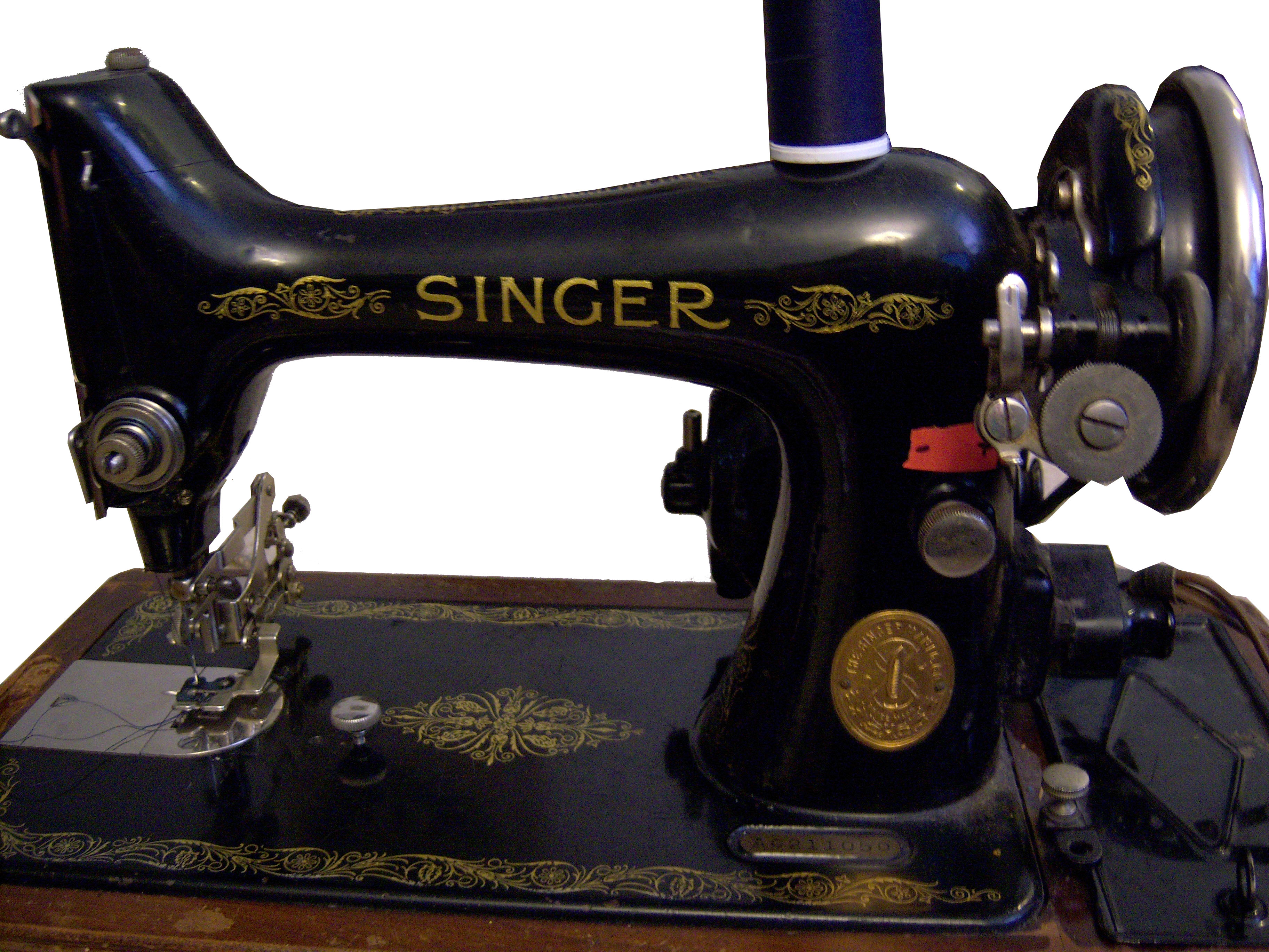 How to use a Singer Adjustable zigzag attatchment