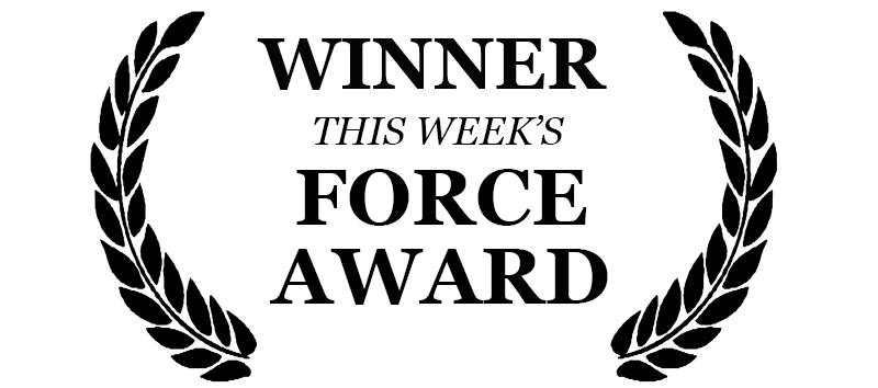 The Bucket List is the Winner of this weeks force award. Click the photo to view Episode 1.