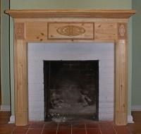 DIY: Fireplace Mantel | Duckweed Gardening