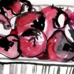 matschige erdbeeren