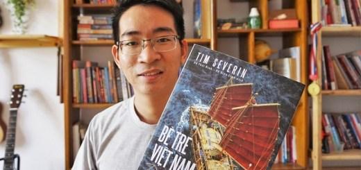 review sách Bè tre Việt Nam Du Ký – 5500 dặm vượt Thái Bình Dương