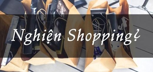 lý giải sự nghiện shopping