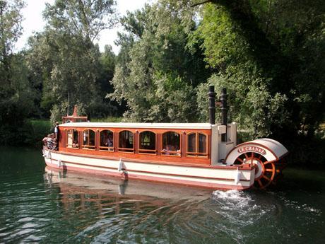 Photo 034-le Chanaz sur le canal