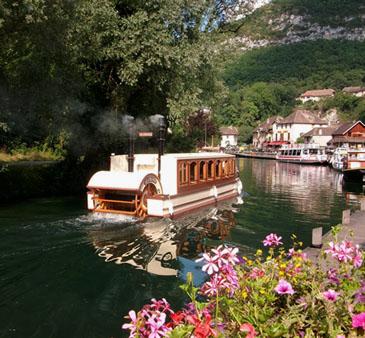 Photo 049-le Chanaz et les rives du canal