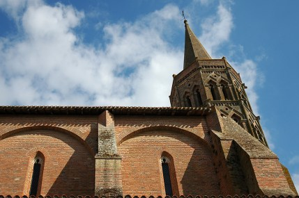 CP-DSC_9031-église Lisle sur Tarn