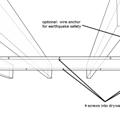 mounting perp joists other solaray installation tips [ 1350 x 645 Pixel ]