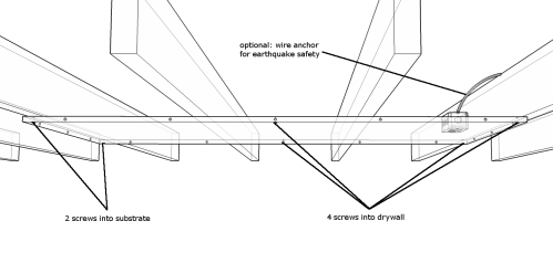small resolution of  mounting perp joists other solaray installation tips