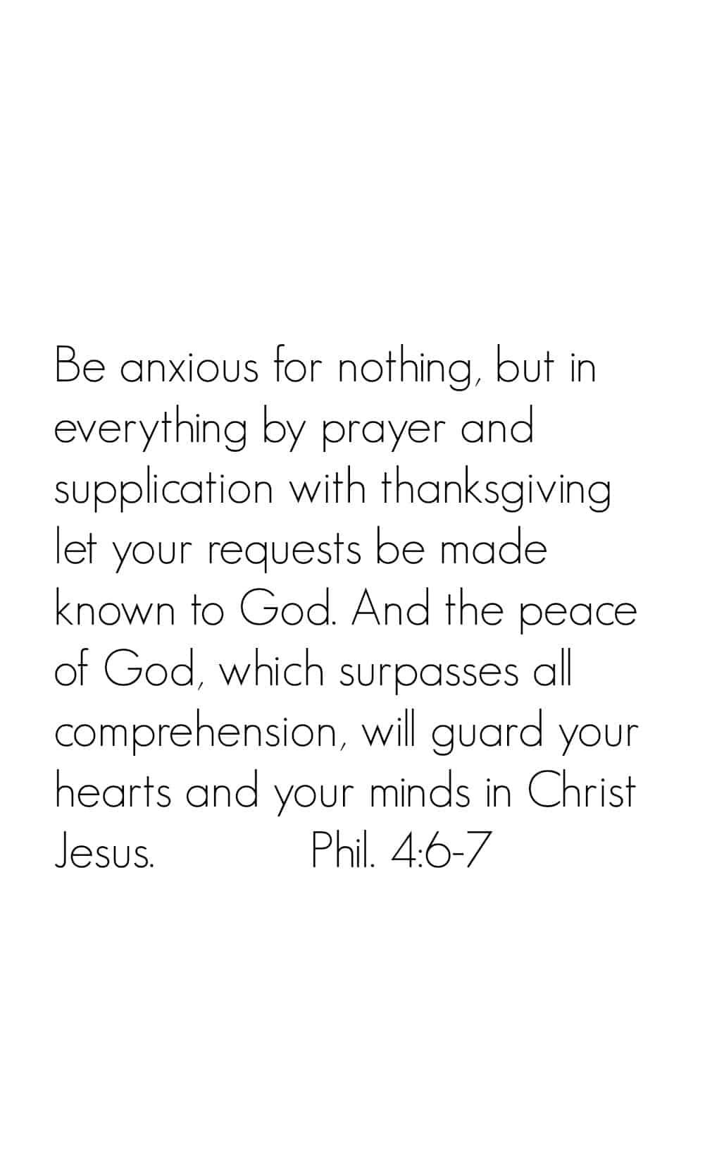Fall Scripture Iphone Wallpaper Philippians 4 6 7 Bible Verse Iphone Wallpaper