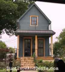 Shotgun House Fixer Upper Waco