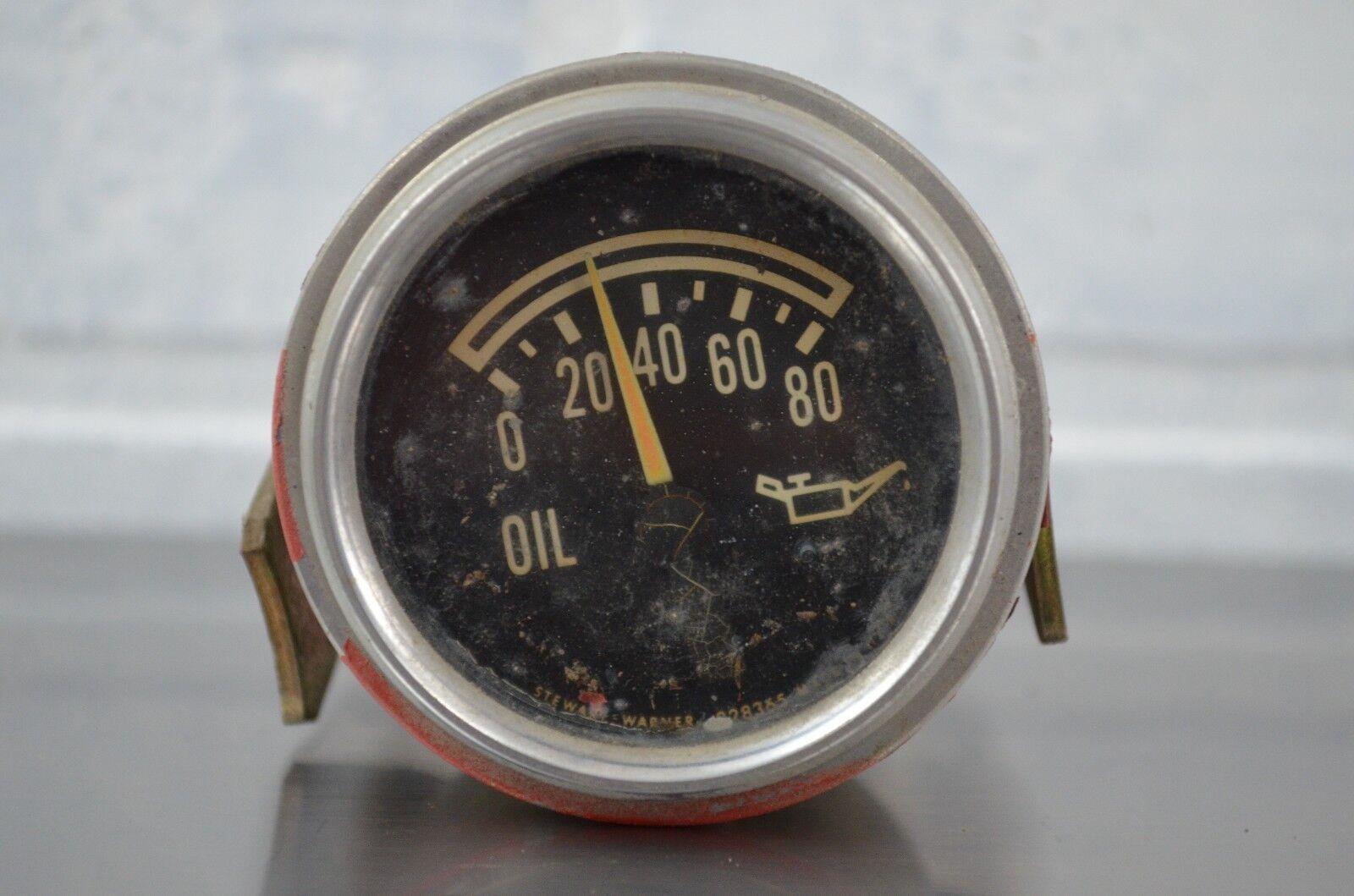 Stewart Warner Tachometer Golden