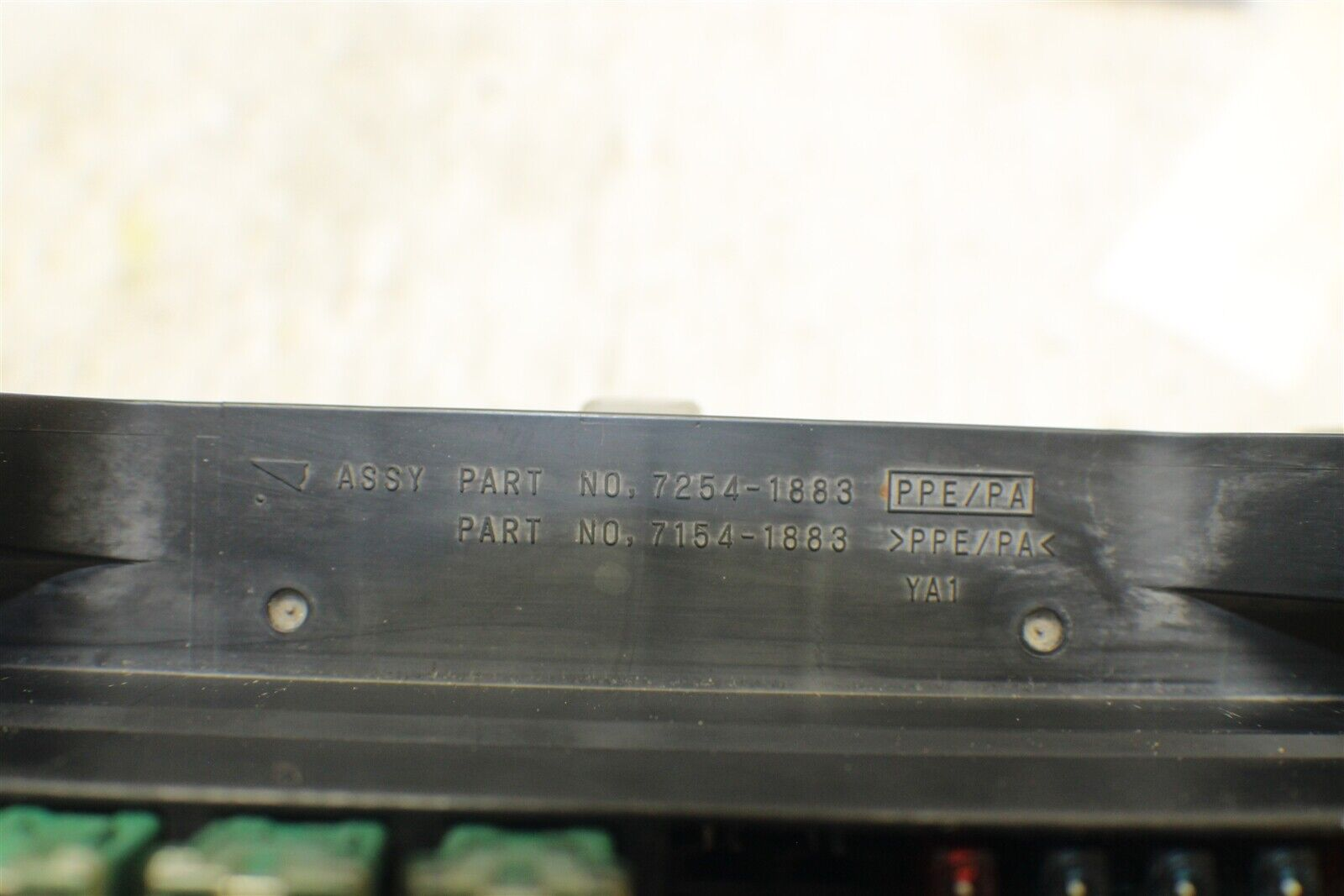 medium resolution of 2000 2003 nissan maxima fuse box relay unit module 72541883 oem 2017 12g4