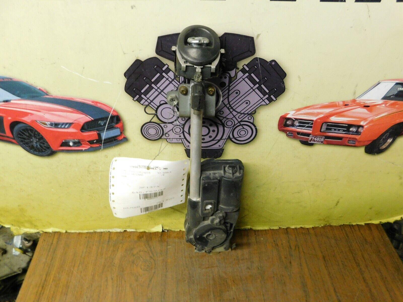 hight resolution of 1996 1999 ford taurus sable sedan only power antenna assembly tested