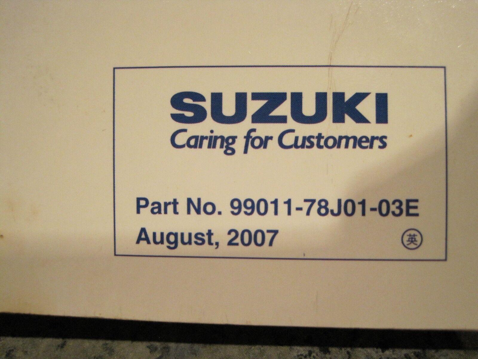2008 suzuki sx4 owner manual [ 1600 x 1200 Pixel ]