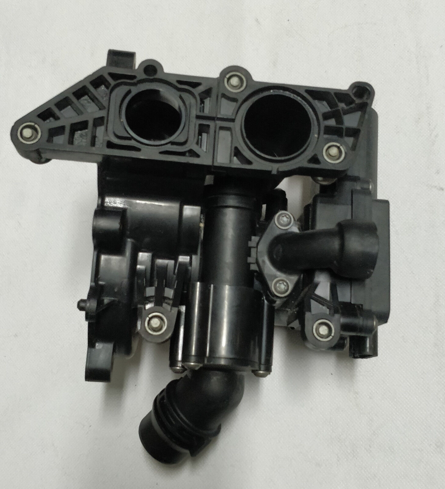 2009 volkswagen tiguan engine cooling diagram [ 1457 x 1600 Pixel ]