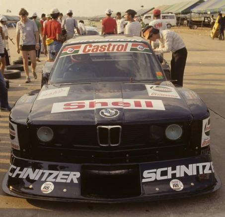 1986 and the same car as raced in 1985 by Ravaglia but now in Thailand, somewhere...