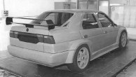Early development of the general bodywork package.