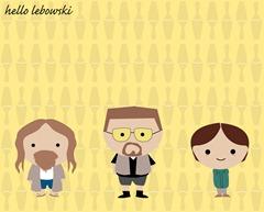 Hello_Lebowski_by_misterunlucky