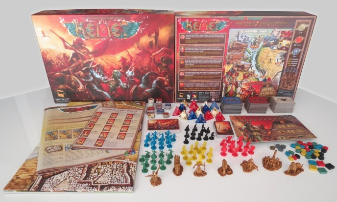 Kemet Board Game for sale