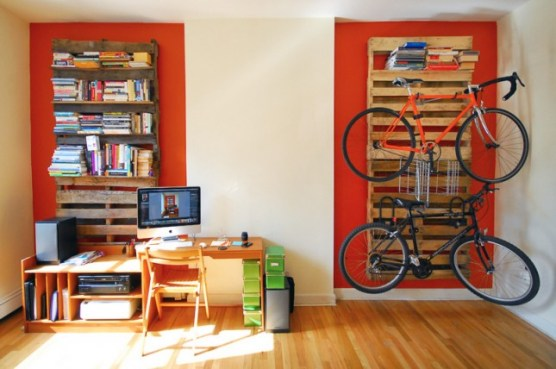 bike-shelf-pallets