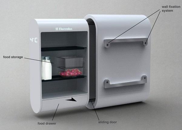 ecofriendly fridge