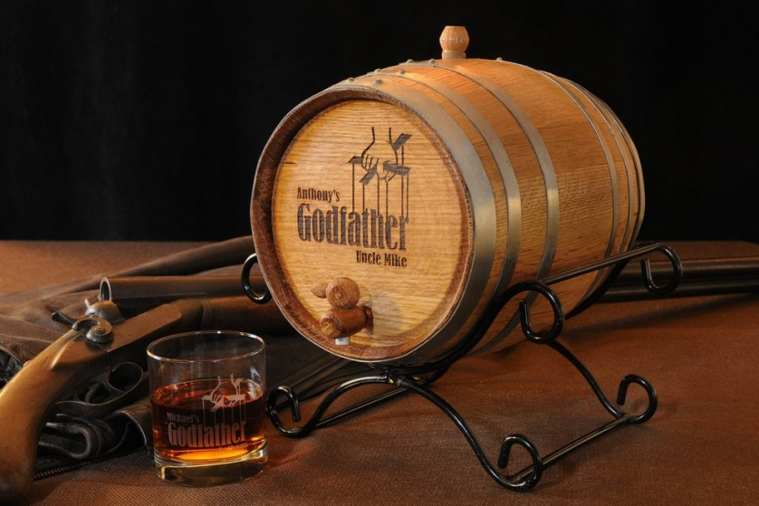 godfather whiskey kit