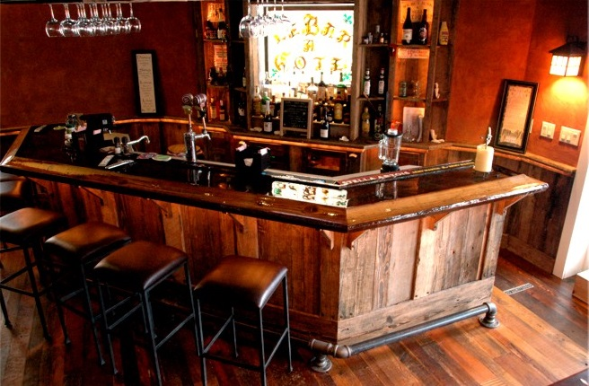 Small Man Cave Bar : Killer man cave ideas dudeliving