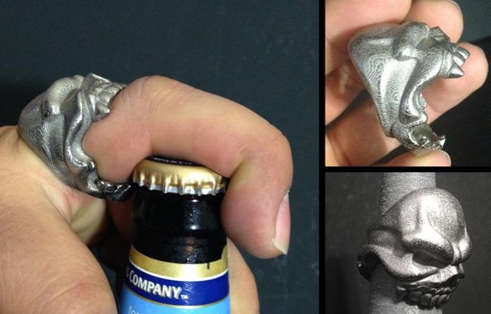 beer opener ring