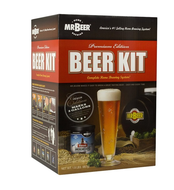 brewing kit