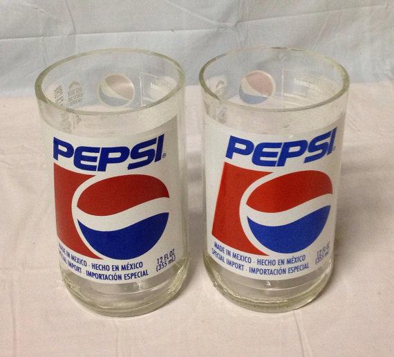 pepsi glasses
