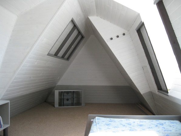 attic living space diy ideas